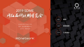 2019网红品牌博览会