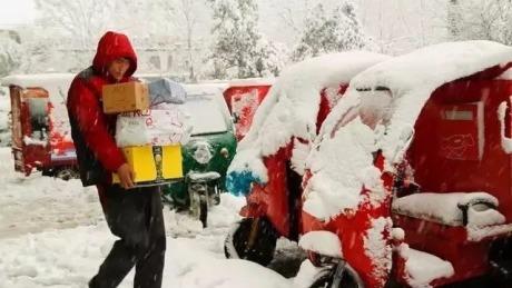 刘强东发誓淘汰三类人:机器人抢了快递小哥饭碗