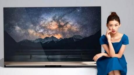 """硬钢索尼,海信折叠屏电视贵出了一个""""国家高度""""!"""