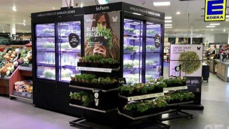 InFarm获1亿美元B轮融资,将在英美推出城市微型农场系统