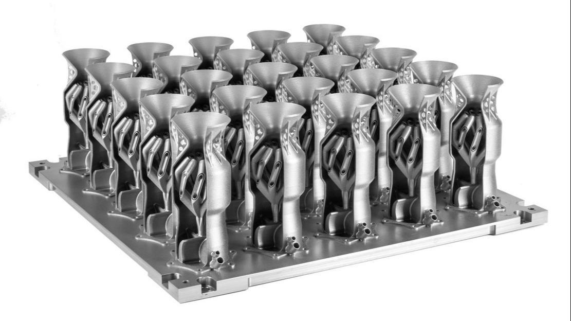 金属3D打印批量工厂化生产,关键设备DMP Factory及3DXpert介绍