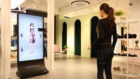 """不温不火的虚拟试衣技术,找到突破口就能""""燎原""""?"""