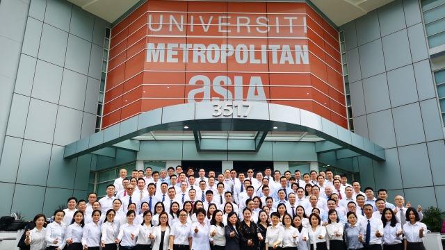 亚洲城市大学在职工商管理硕士(MBA)学位班招生简章