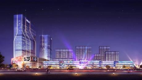 """大商业时代,成就未来科技城""""城中之城""""!"""