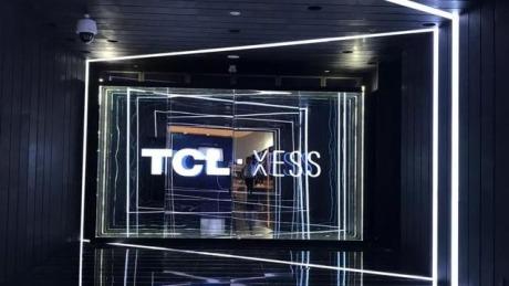 可旋转的智慧大屏!TCL·XESS智屏:一台55英寸的巨屏手机