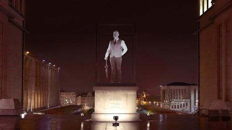 想有自己的纪念碑?来这座向人民致敬的城市吧