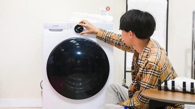 交互+智能:leader智能洗衣机引领年轻智慧家电潮流