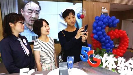 推动5G普及,中国电信运营商能做什么?