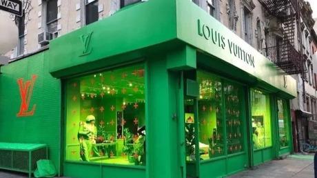 """LV被""""绿""""了,这些品牌真""""好色"""""""