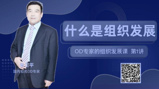 什么是组织发展(OD)