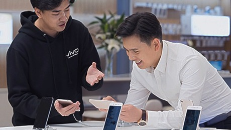 智能手机vivo·门店数字化及导购管理