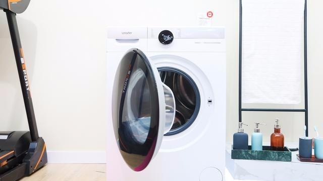 Leader智能洗衣机测评:黑科技解放年轻人双手