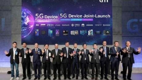 联通移动相继发力5G手机,运营商话语权即将回升?