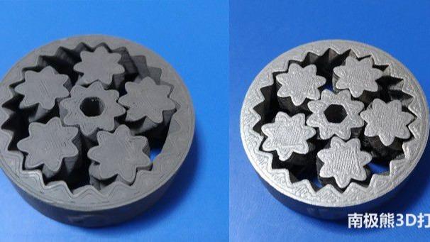 """科技强国!国产""""间接金属3D打印""""龙头深圳升华来了"""