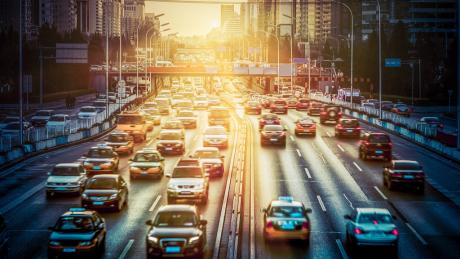 万物互联的时代,合资车企正在高速行驶