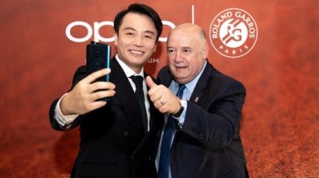 百年法网首牵中国品牌,OPPO玩转全球跨界营销有何诀窍?