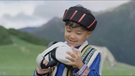 5G+VR让教育触手可及!华为5G宣传片新鲜出炉