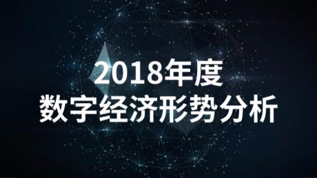 《2018年度数字经济形势分析》.pdf