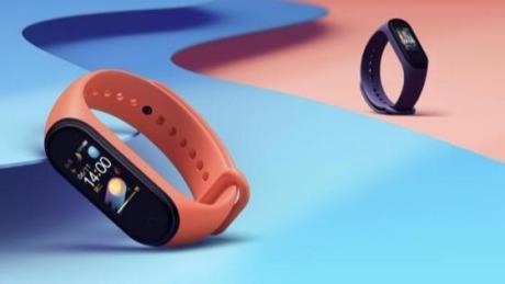 终成时代产品 小米手环4开启手环彩屏时代