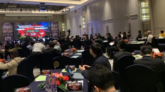 中国汽车电子电气架构技术创新论坛2019于沪圆满落幕