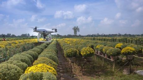 农业机械的标准配置:无人机改变农业的5种方式