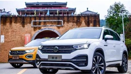 名利场-新车|途岳Plus车型在度完善产品线 冲击更高销量?