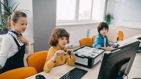 少儿编程将会成为未来升学,就业的王牌!