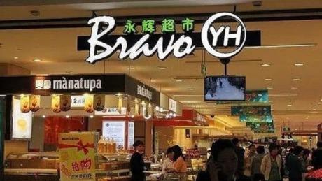 永辉超市的旧零售时代