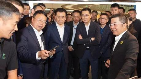 """从不逛街的王健林下了一步大棋:万达""""智慧广场""""背后有什么黑科技?"""