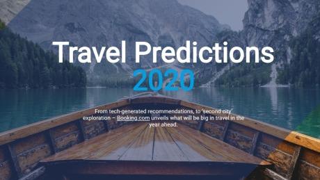 预测2020年最佳旅行趋势