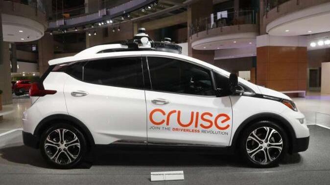「资本」通用汽车Cruise自动驾驶汽车部门获得11.5亿美元的投资