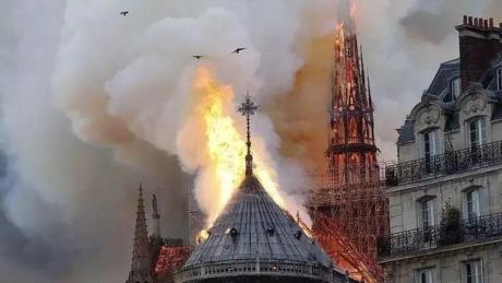 巴黎圣母院失火,Gucci捐1亿、LV捐2亿,捐款才是最聪明的营销