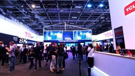 德国IFA那个被人津津乐道的TCL 扛起技术驱动的大旗