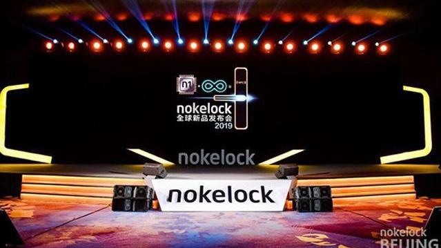 无需电池的智能门锁:nokelock开启物联锁商用新时代