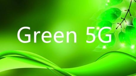 5G将带来一个绿色新世界