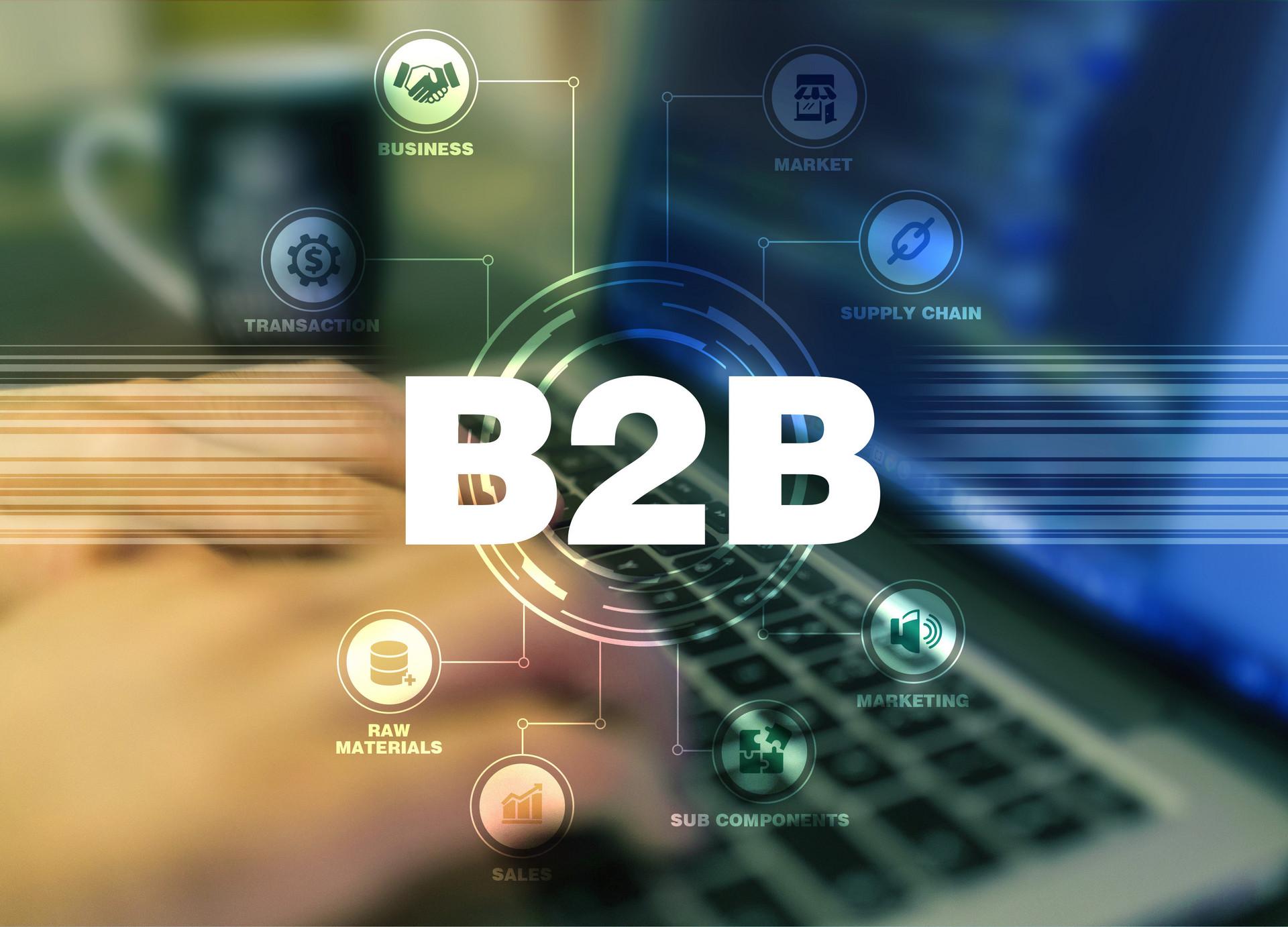 B2B电子商务研究院