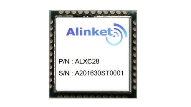 ALXC28  Wi-Fi双频&蓝牙无线物联网模组