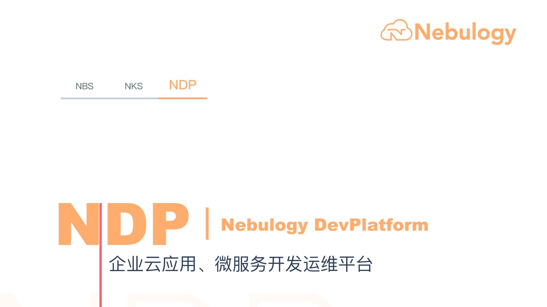 Nebulogy DevPlatform