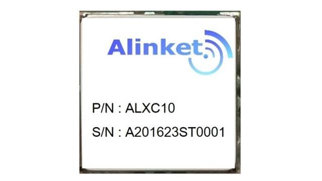 ALXC10 Wi-Fi&蓝牙无线物联网模组