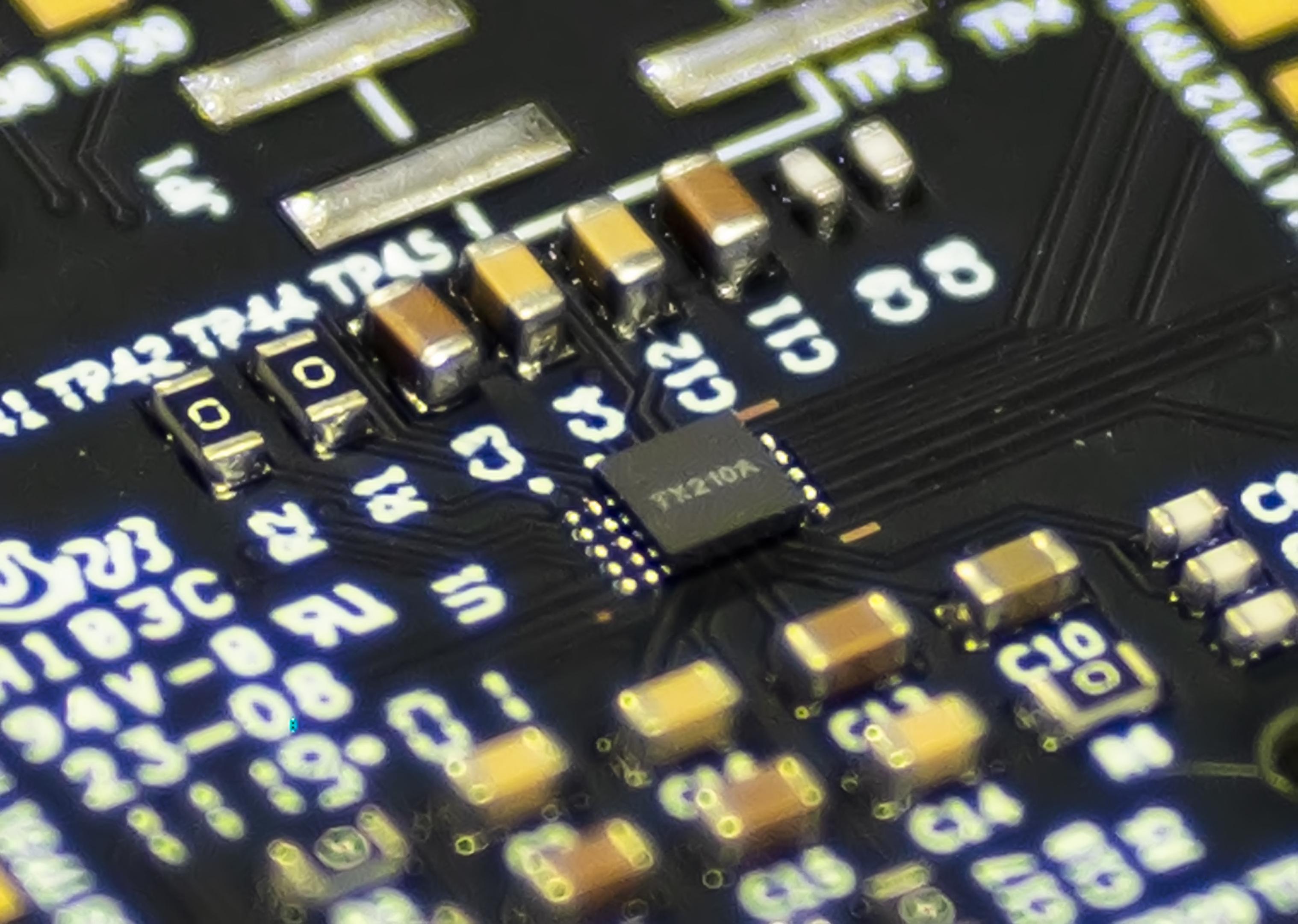语音智能芯片TX210